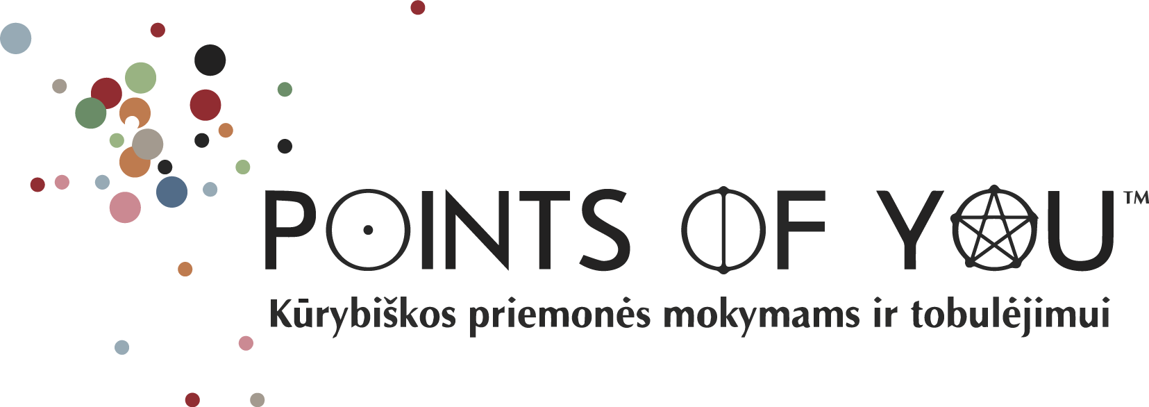 Point of You Lietuva Logo
